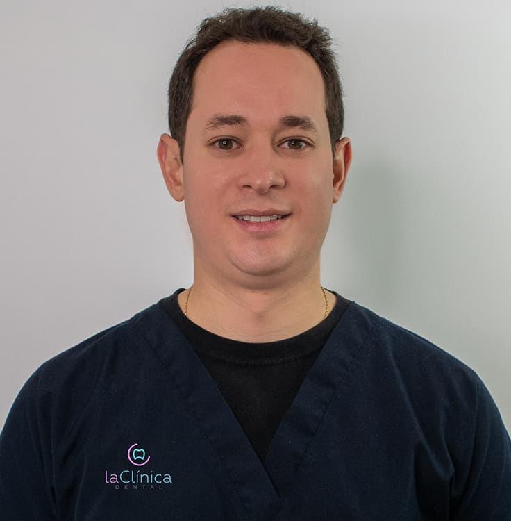 Dr. Fredy Moron Mora