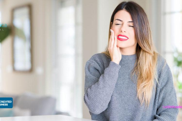 El frío puede ocasionar daños en los dientes