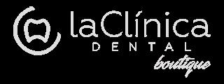 Logo La Clínica Dental Boutique - Footer